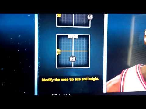 2k12 How To Make Michael Jordan