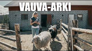 ARKI VAUVAN KANSSA | MAATILAVLOGI | FINNISH HOMESTEAD