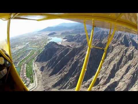 Piper Cub J3 Flight
