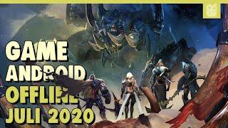 10 Game Android OFFLINE Terbaik Juli 2020