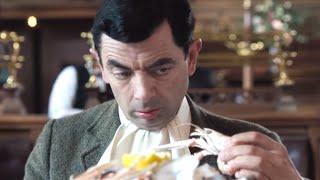 Eating in Paris | Funny Clip | Classic Mr. Bean