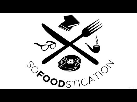 Sofoodstication: Sophisticated Food! - Commercial Parody
