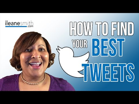 How To Find Your Most Popular Tweets Using Buffer Analytics