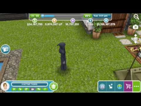 Natural Aging System | The Sims FreePLAY™