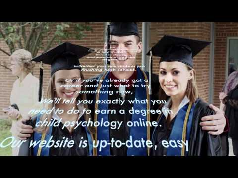 Child Psychology Degree: Online Learning