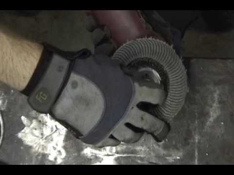 Angle Grinder: How To Smooth And Finish Metal