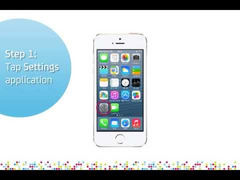 iOS7: Turn off / on data roaming services
