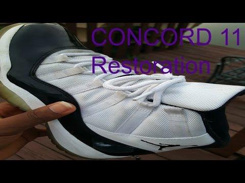 Air Jordan Concord 11 Restoration