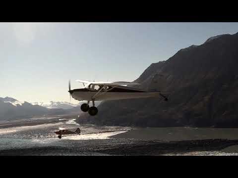 Flying Alaska 2018   Geoff Oliver