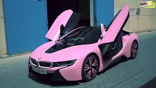 Pink Bmw I8 Videos 9videos Tv