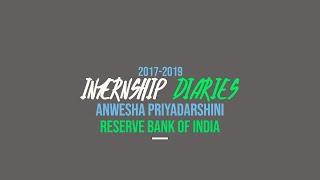Download Internship Diaries | XIMB | MBA-BM | Episode 11 | Anwesha Priyadarshini | Batch of 2019 Video