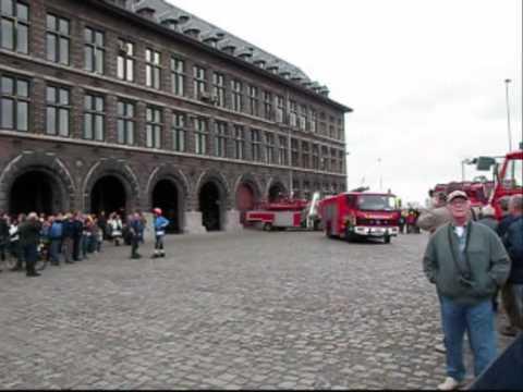 Brandweer Antwerpen Juni 2009
