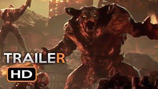 DOOM 2 Trailer (E3 2018) DOOM Eternal Action Shooter Video Game HD