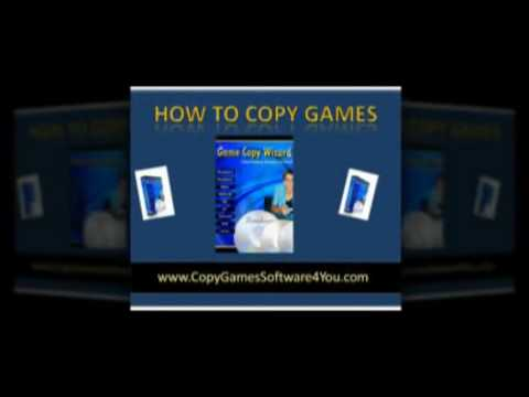 Backup Games Instantly - The best Game Copying Software!