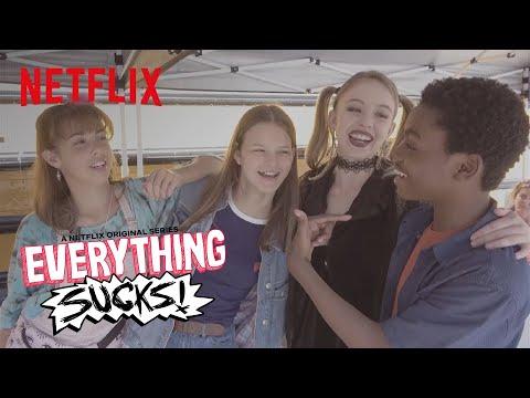 Everything Sucks!   Featurette: Behind The Scenes   Netflix