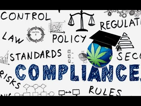 How To Open A Cannabis Business - Mastering REGULATORS