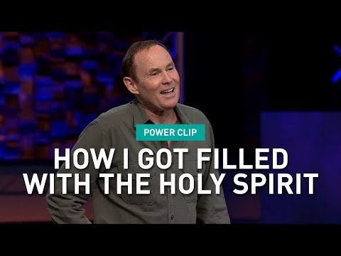 How I Got Filled with the Holy Spirit // Bayless Conley