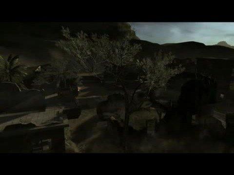 SOCOM: Confrontation Desert Glory Flythrough
