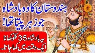 History of Mahmud Shah I / Sultan Mahmud Begada. Hindi & Urdu