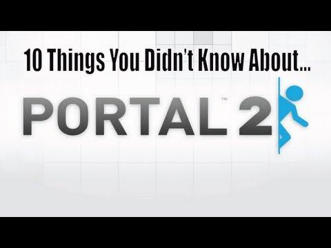 10 Things You Didn't Know About Portal 2