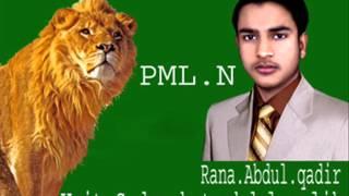 bismla karan pmn l 2 Rana Abdul Qadir unit president pml n kot abdul malik