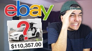 Buying 100% RANDOM Ebay Packages! Buying EVERY Ebay Mystery Box!