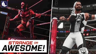 WWE 2K18 - Strange or Awesome? #5