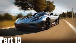 Forza Horizon 2 Fast And Furious Part 15 - Koenigsegg Agera Bucket List (xbox 360)