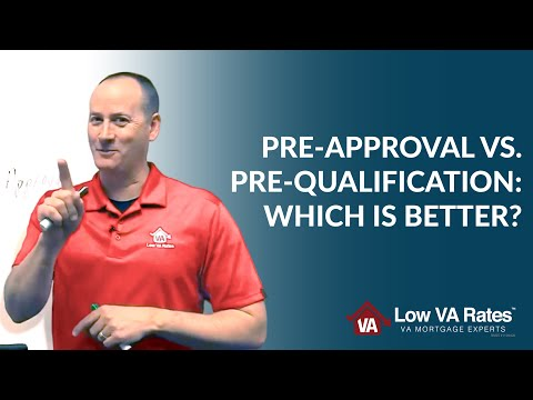 Pre-Approval vs. Pre-Qualification: Which Is Better?