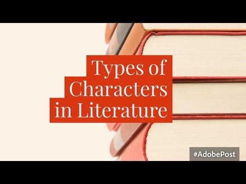 Types of Characters