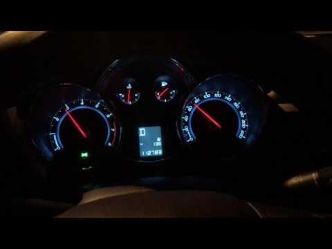 Cruze 2011 Automatic transmission problem