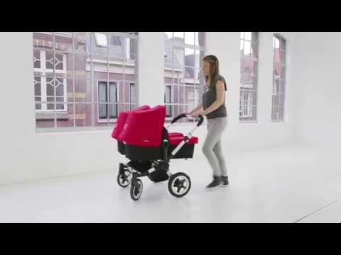 Multi-terrain stroller | Bugaboo Donkey Twin