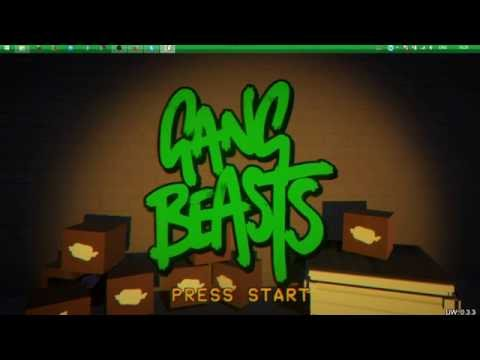 Gang Beasts gone wrong, Funny moments, crazy, lagg #1