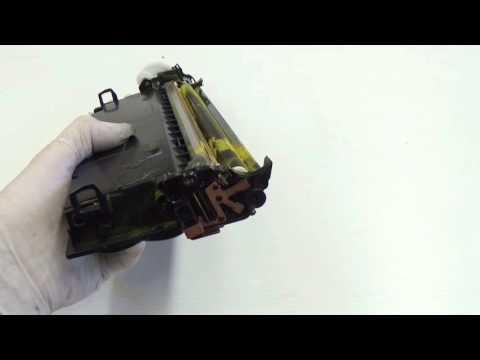 Refill HP Laserjet Color 3600 3800 Toner Cartridge