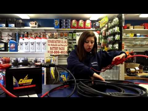 Jumper Cable Output Test