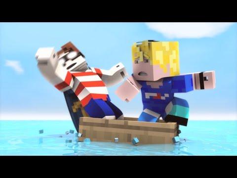 Fishing Trip (NEW PARODY TEASER!?) - Minecraft Animation - FrediSaalAnimations