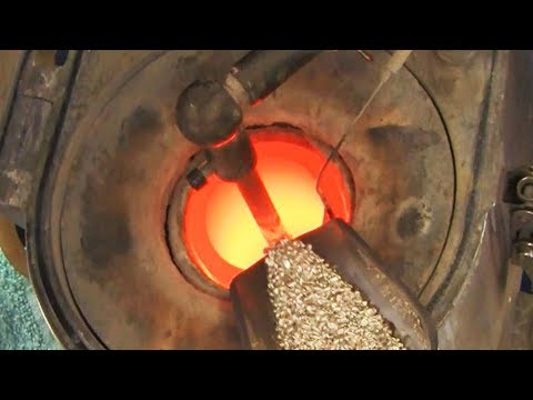 Professional Lost Wax Casting From Start To Finish