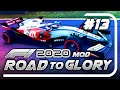F1 Road To Glory 2020 Career PITLANE DISASTER LOSING OUR SPONSOR Part 13