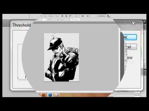 Comic/Graphic Novel Photoshop effect