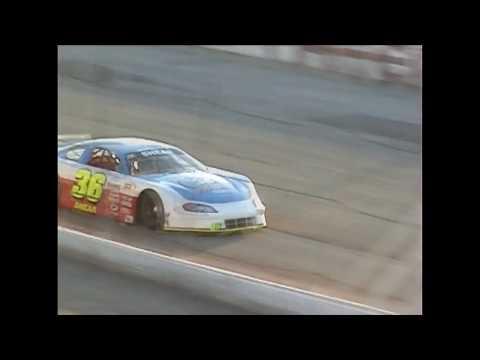 Kyle Shear dominates the Big-8 Series heat race at Wisconsin Int'l Raceway