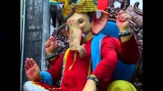 Gajanana Gajanana Parvati Nandan Gajanana