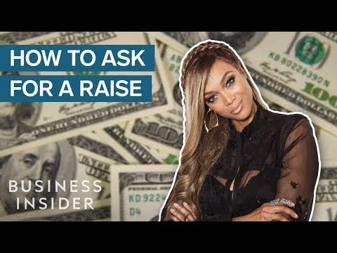 How To Ask For A Raise, According To Tyra Banks