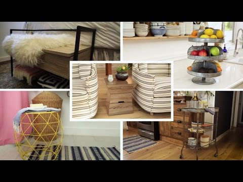 5 Modern Rustic Multifunctional Items for the Home