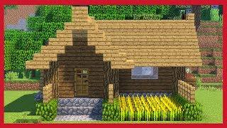 Minecraft come costruire una casa survival for Come costruire una villa