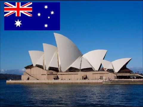 Landmarks of Australasia and Oceania