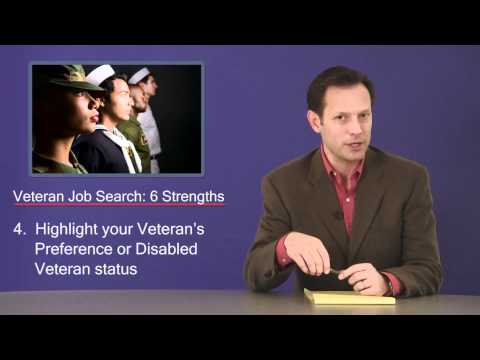 Your Post-Military Career: Six Strengths to Help Veterans Stand Out