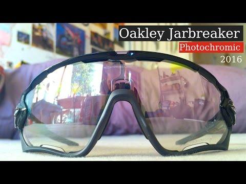 Oakley Jawbreaker Photochromic / Unboxing 2016 review