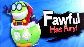 """Fury"" - Super Smash Bros Wii U Mod"