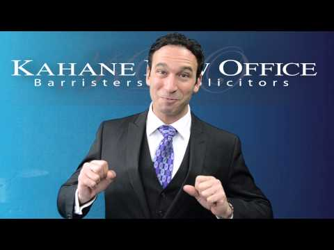 The Basics on Separation by Kahane Law Office