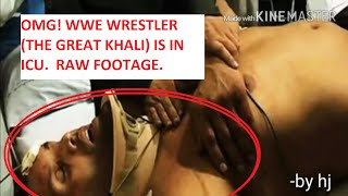 WWE the great khali indian fighter is dead?